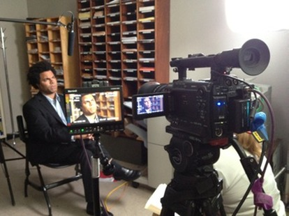sony f3 interview