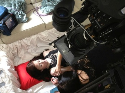 sony f800 dead actress